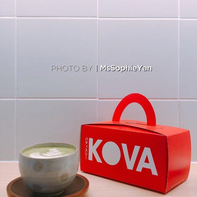 伦敦美食|Soho区的Kova超级好吃