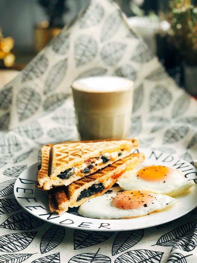 早餐是种坚持