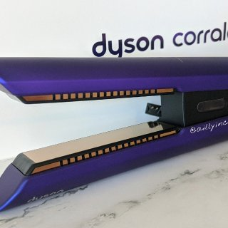 #Dyson直髮、卷发夹收到!手感跟重量...