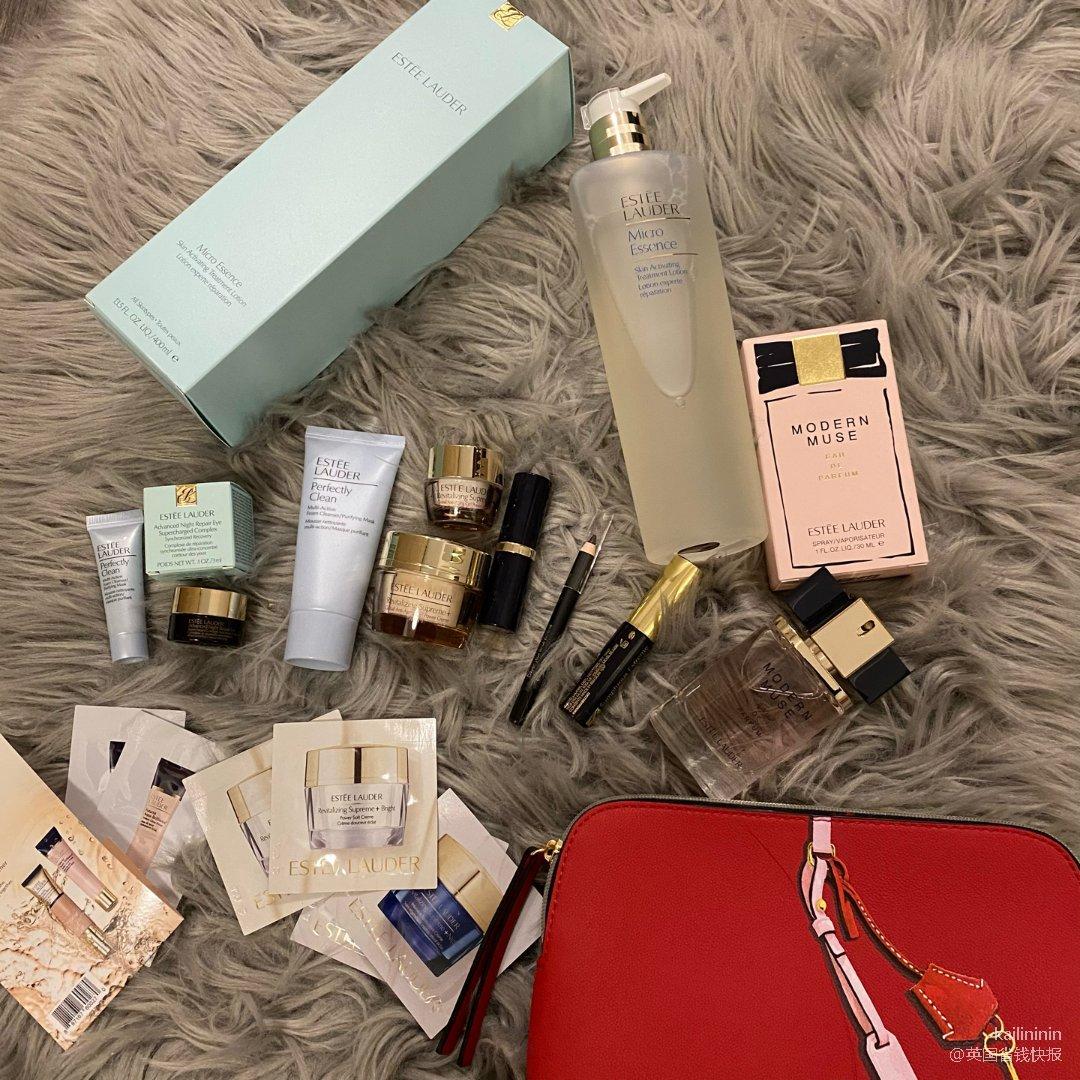 Estee Lauder 雅诗兰黛,微精华水,Modern Muse Eau de Parfum Spray | Estee Lauder - Official Site