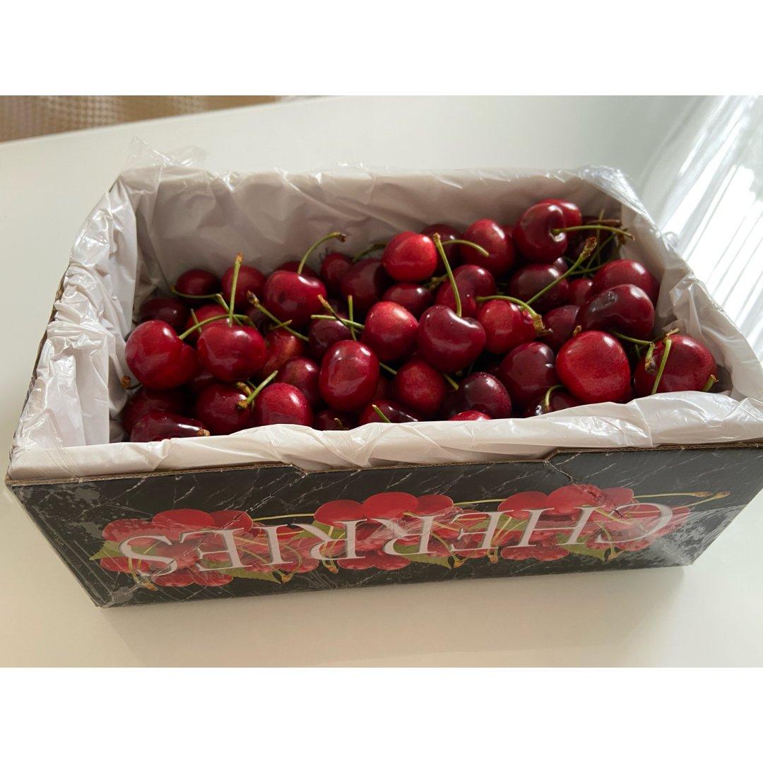 超市必买之四 最爱的大樱桃...