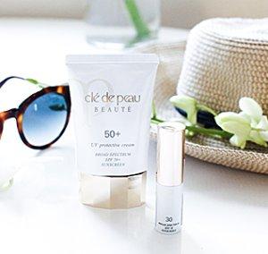 Cle de Peau Beauté UV protection cream spf 50+   Cledepeaubeaute.com