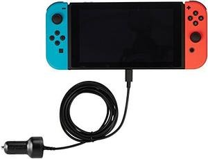 $14.97AmazonBasics Car Charger for Nintendo Switch
