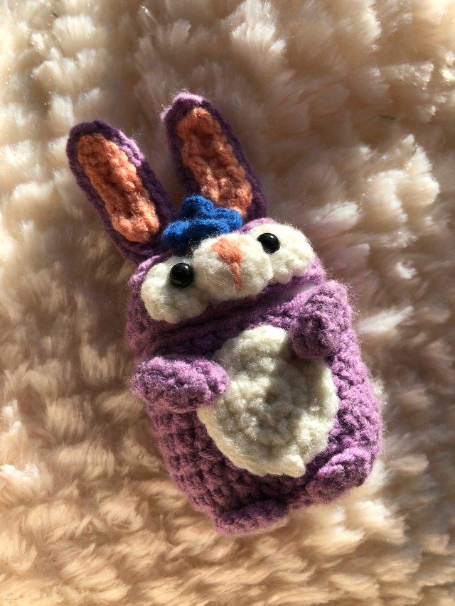 ❤️兔兔🐰这么可爱!你怎么可以不带...