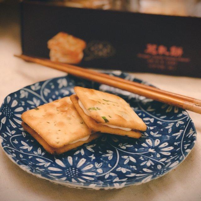 🌸好吃的有点过分的台湾佳德葱轧饼—...