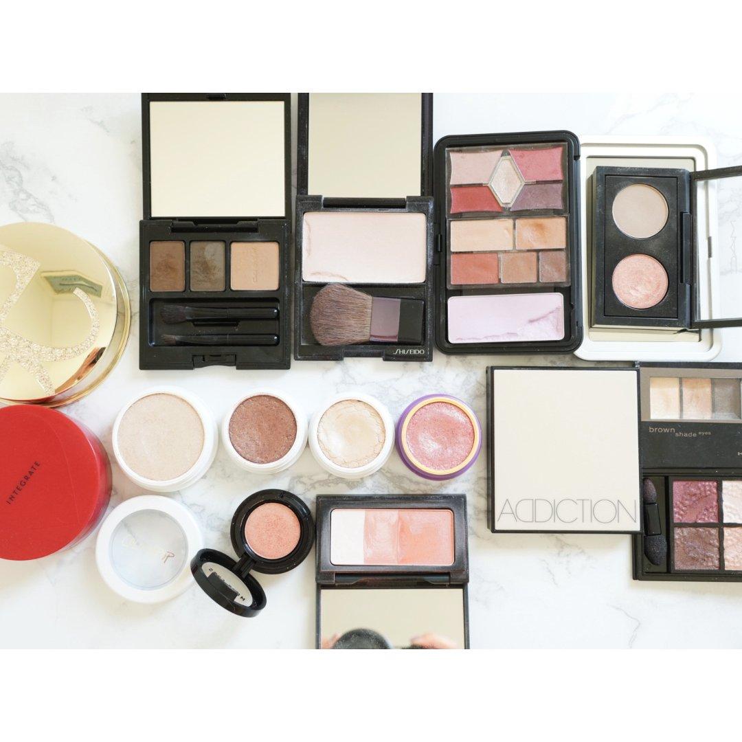 ✨2019下半年度▫️彩妆铁皮计划✨
