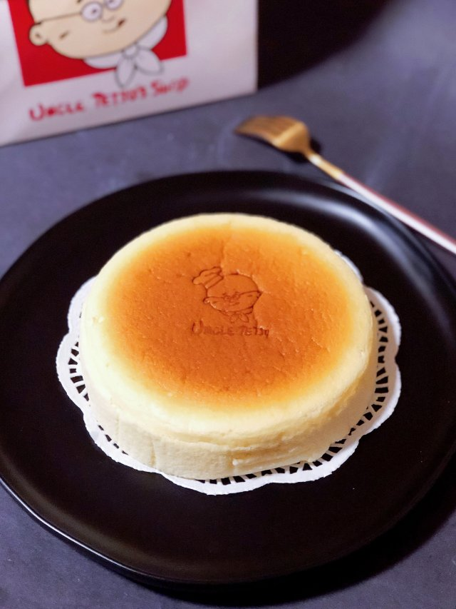 Tetsu叔叔家的Cheesecake