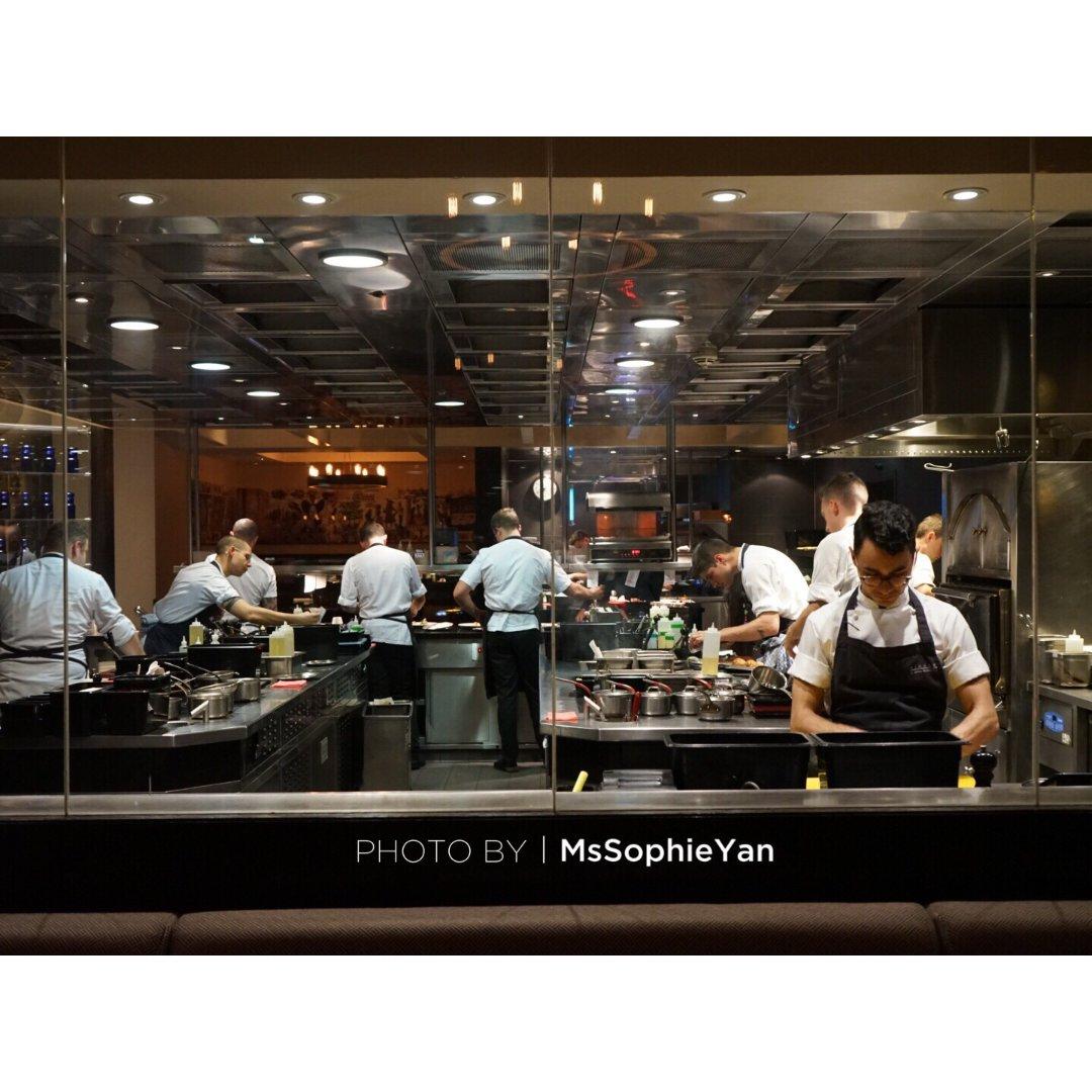 宅家打个卡|看看伦敦MO的米其林餐厅