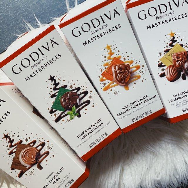 Godiva gift set🖤🍫🎁
