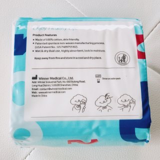 [微众测]Winner婴儿棉柔巾的N种用法~