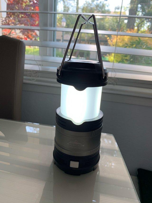 家里必须要有一个它💡应急LED手持灯