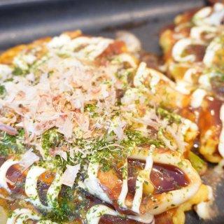 ✨Bruno開工第一道料理:大阪燒✨...