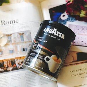 中度烘焙Espresso咖啡粉8oz 4罐装