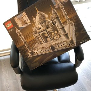Taj Mahal 泰姬陵 - 10256 | 创意百变专家系列 11月27日发布