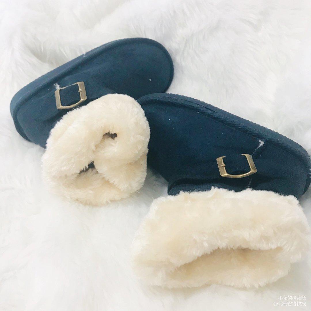❄️淘宝上买的小朋友平价雪地靴!