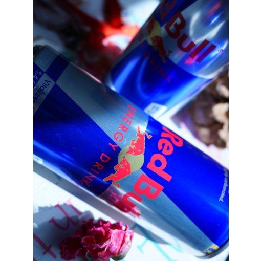 ❥补充能量好帮手Red Bull Energy Drink