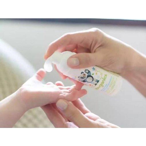 媽咪手袋必備一支洗手液