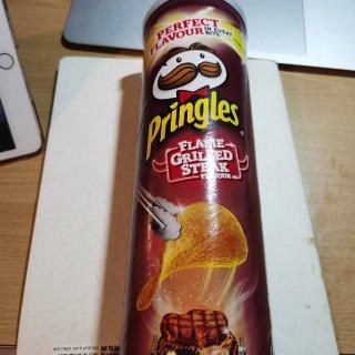 pringles薯片