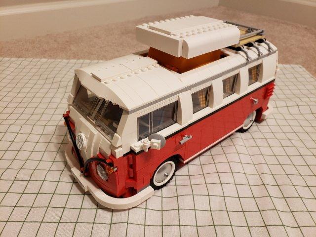 Lego大众野营车10220