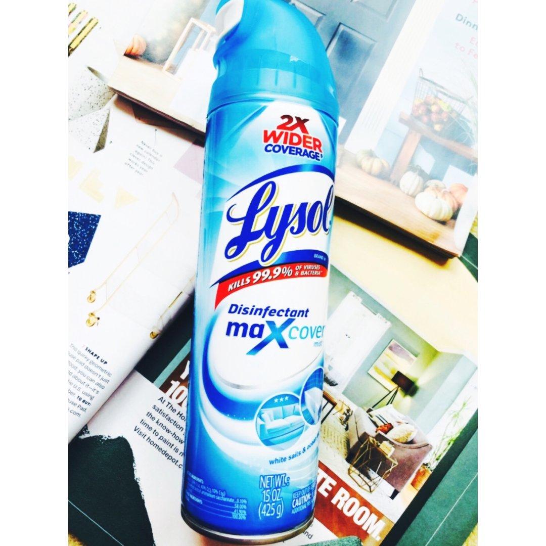 Lysol 冬季杀菌消毒的好帮手✨