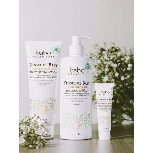 Babo Botanicals宝宝和干敏皮的冬季救星