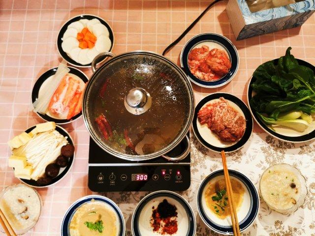 在家也要吃火锅🥘 | 火锅神器Ro...