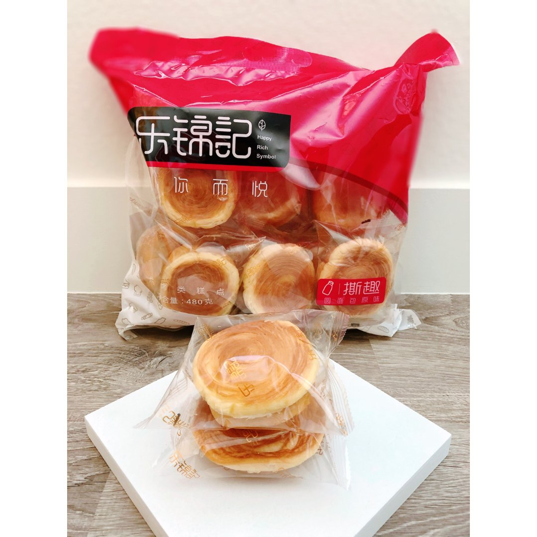 【亚米回购清单】乐锦记手撕面包