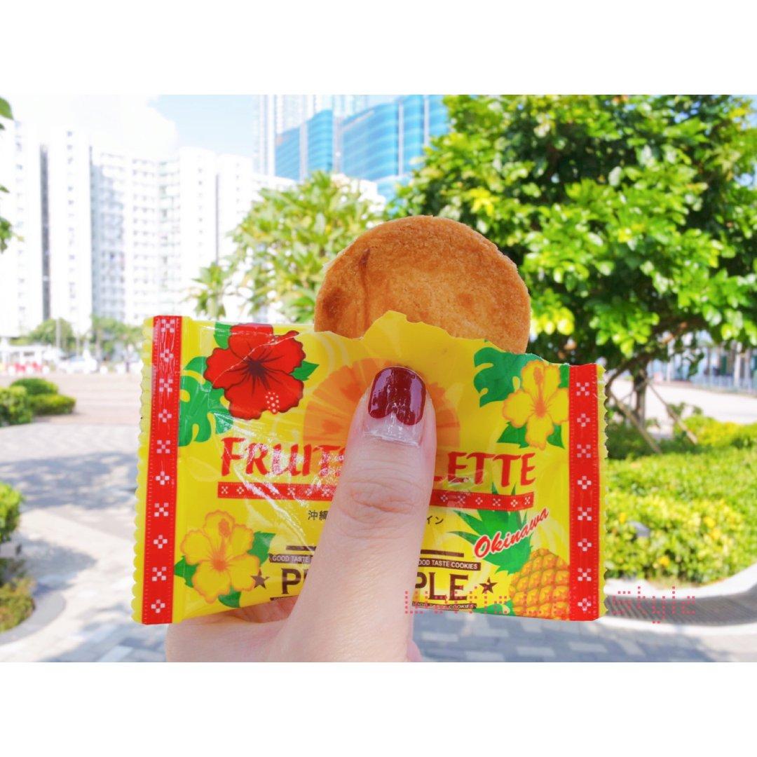 ❣美食❣沖繩風鳳梨酥派🍍|水果樂園...