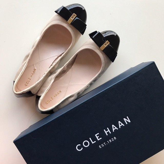 推荐一款平价平底鞋Cole haa...