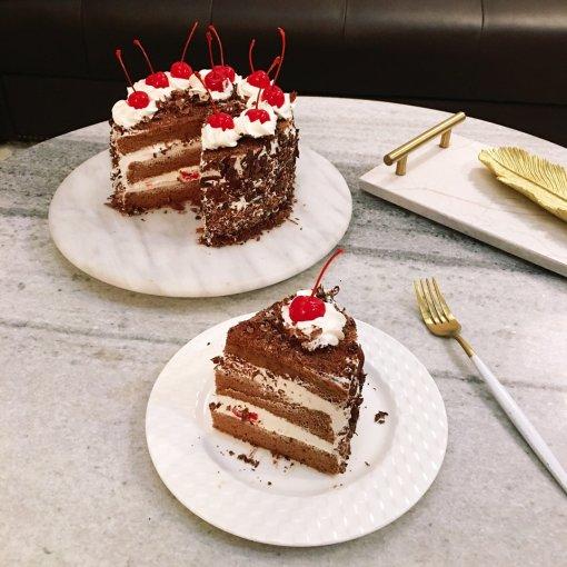 令人无法抗拒的诱惑   黑森林蛋糕