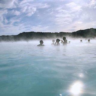 冰岛你一定要去的地方, Blue Lag...