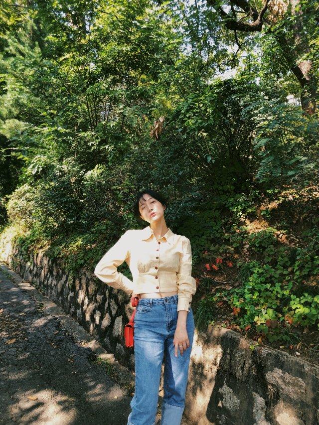 梨花女子大学|跟着韩国小姐姐学pose