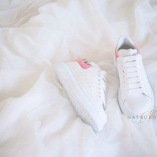 增高2公分不是梦:麦昆小白鞋...