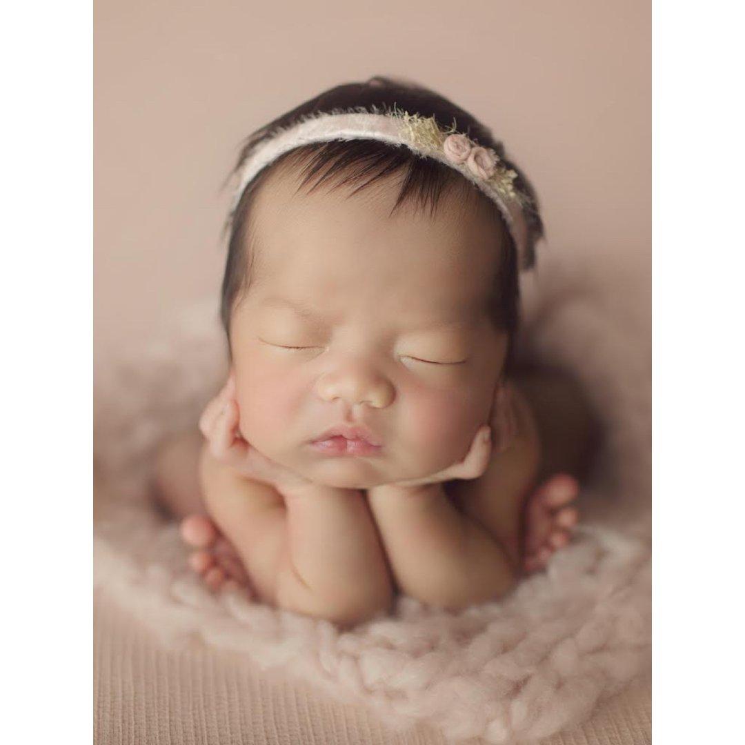🧸 新生儿必不可少的宝宝照写真 📷