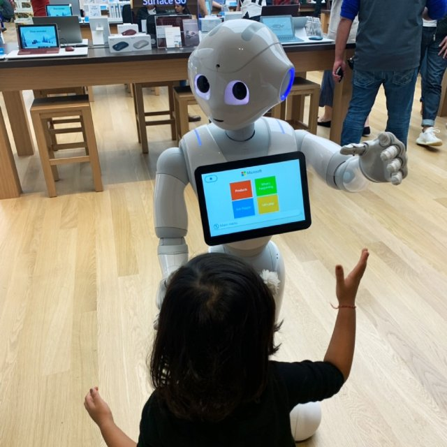 黑五前线|Microsoft机器人