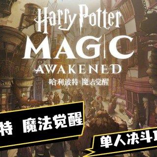 【攻略向】《哈利波特 魔法觉醒》单人决斗...