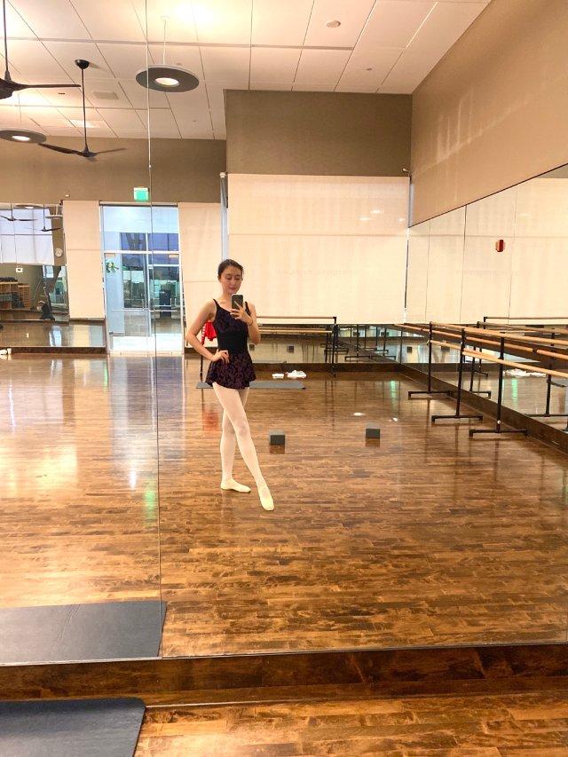 【鼠年10.1】wear moi 芭蕾服