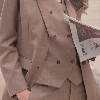 小众西装品牌|Tie For Her...