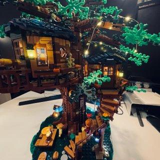 2021 上半年樂高消費紀錄-樹屋...
