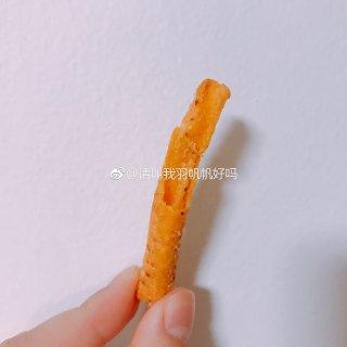 羽帆帆的零食分享|香香脆脆的卷卷玉米片 ...
