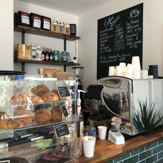 伦敦咖啡|解封后买花和喝咖啡的好去处...