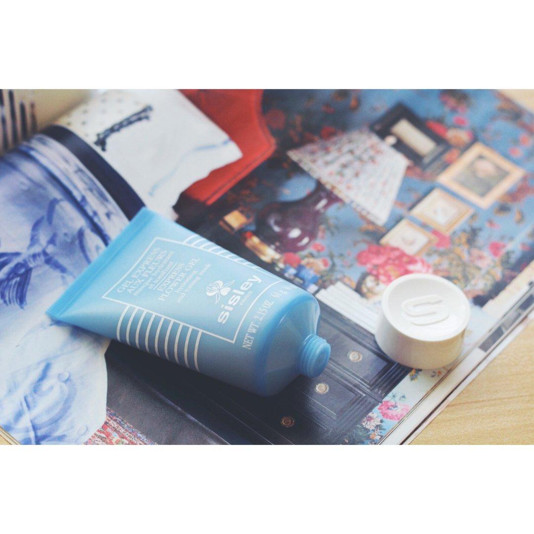 开瓶记—Sisley花卉补水涂抹式面膜