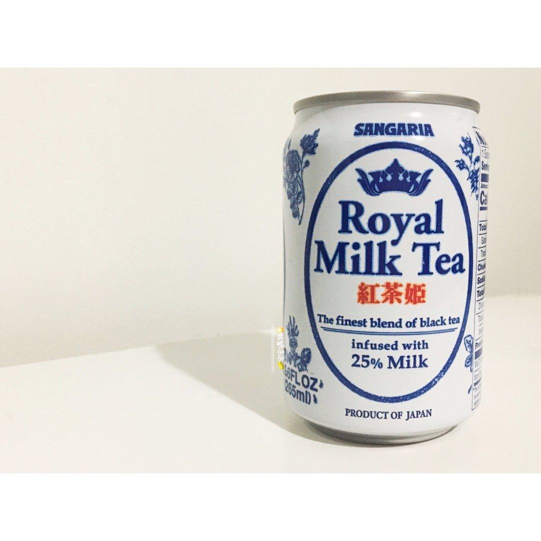 韩超好物荐  日式皇家奶茶