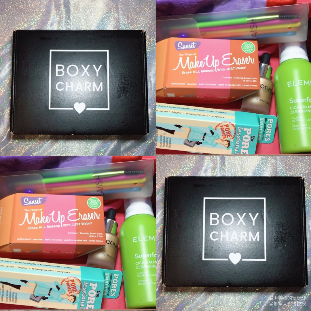 BOXYCHARM美妆盒|Apri...