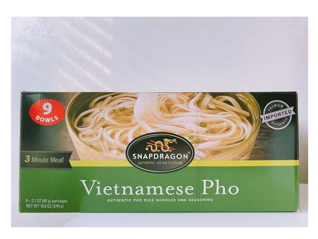 吃了还想吃的美味速食-越南PHO🍜