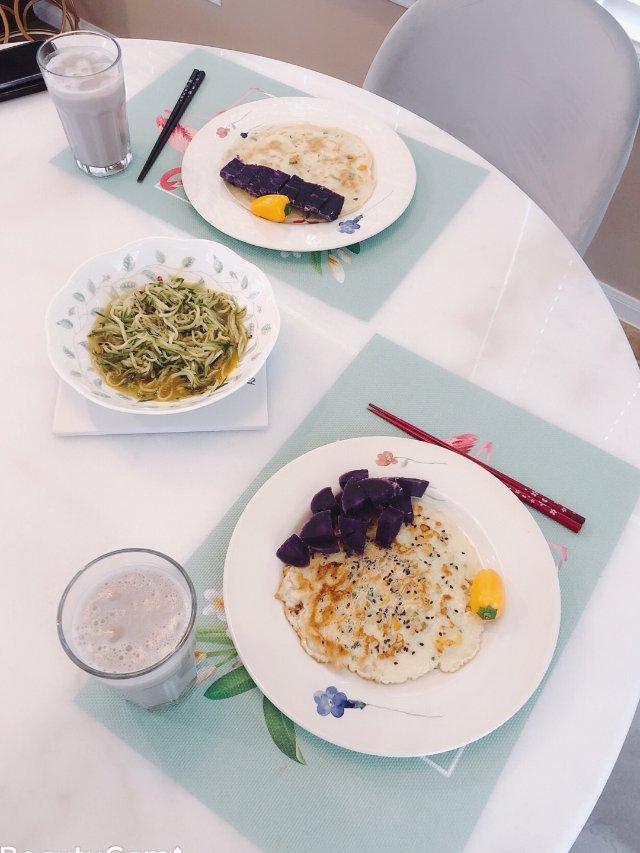一天的好心情从早餐开始