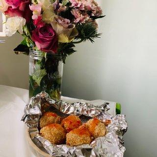 Costco芝麻虾DIY