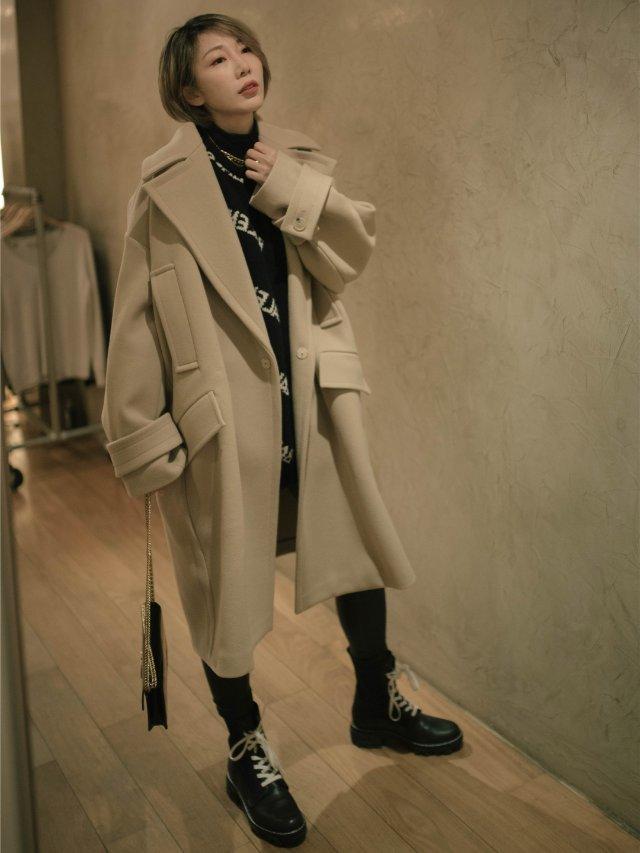 Fi❤️穿搭|抗风又保暖的大衣来啦