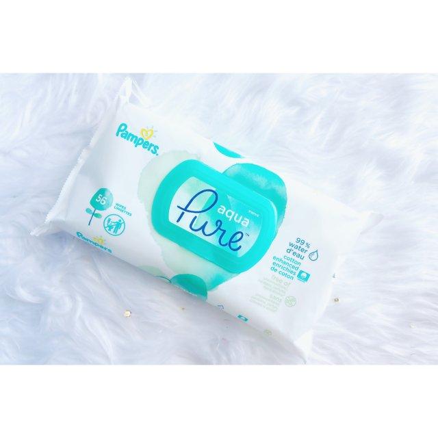 𝓟𝓪𝓶𝓹𝓮𝓻𝓼 | 帮宝适💦纯水婴儿湿巾