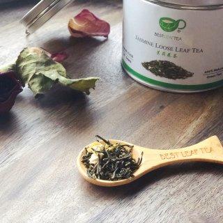 一杯好茶,沁人心脾|bestleaftea茉莉花茶测评